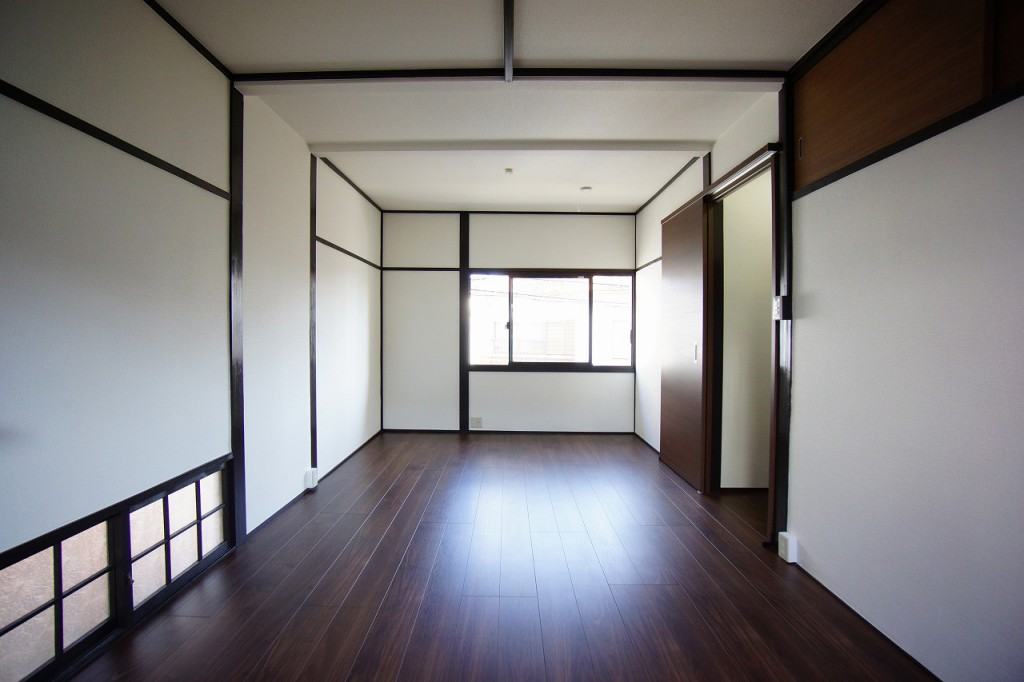 橋本町、賃貸フルリノベーション物件 完成!