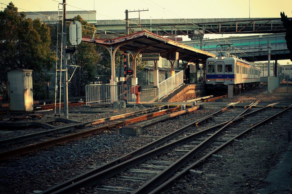 都会の中の秘境駅-木津川駅-