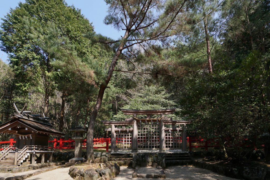 桧原神社参拝